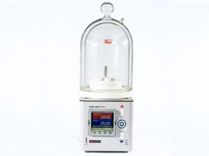 Glass double wall vacuum jacketed dome